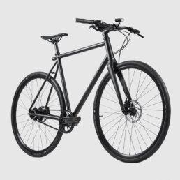 Booda Bike Banker - Belt Driven premium bike with alfine gear hub and hidraulic disc brakes