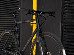 Booda Bike Banker - Belt Driven premium trekking urban bike