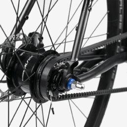 Booda Bike Banker Shimano Alfine 8 Gear Hub