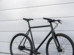 Booda Bike Banker - Urban and trekking bike - Belt Driven_Steel frame_hidraulic_discbrake