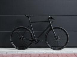 Booda Bike Banker belt driven trekking bike