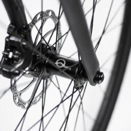 Booda Bike Banker front hub