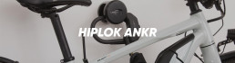 Hiplok ANKR wall lock mount home secure and store