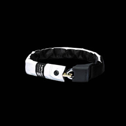 Hiplok Original Superbright wearable chain lock with reflection