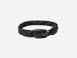 Review Hiplok SPIN Bicycle Combination Chain Lock black