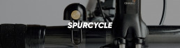 Spurcycle the best bike Bell black loudest premium bell Booda Bike