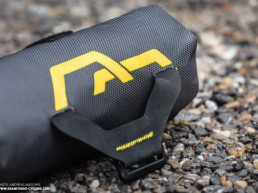 Apidura Expedition Downtube pack waterproof lightweight bikepacking bottle holder user photo