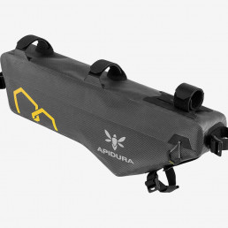 Apidura Expedition Compact Frame bag bikepacking 4,5l