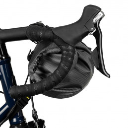 Apidura Expedition Handle Bar Pack 9L Profile shoot