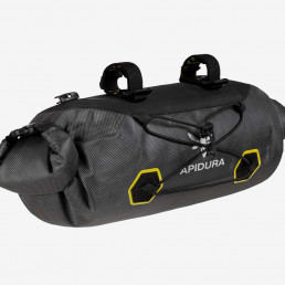 Apidura Expedition Handlebar pack bag bikepacking 9l