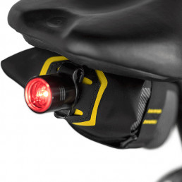 Apidura Expedition Tool Pack Mini Saddle bag reflection light attachment 4