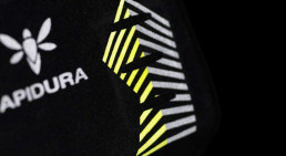 Apidura Racing Handlebar Pack High-contrast, reflective graphics for increased visibility during day or night 02