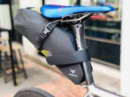 Apidura Racing Saddle Pack user photo
