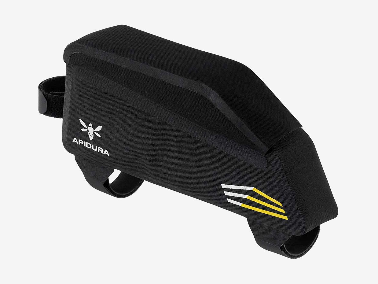 Apidura Racing Top Tube Pack waterproof bikepacking black