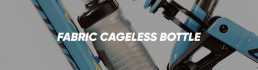 Booda Bike Fabric Cageless Bottle header