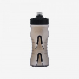Fabric Cageless Bottle 600ml SmokeBlack
