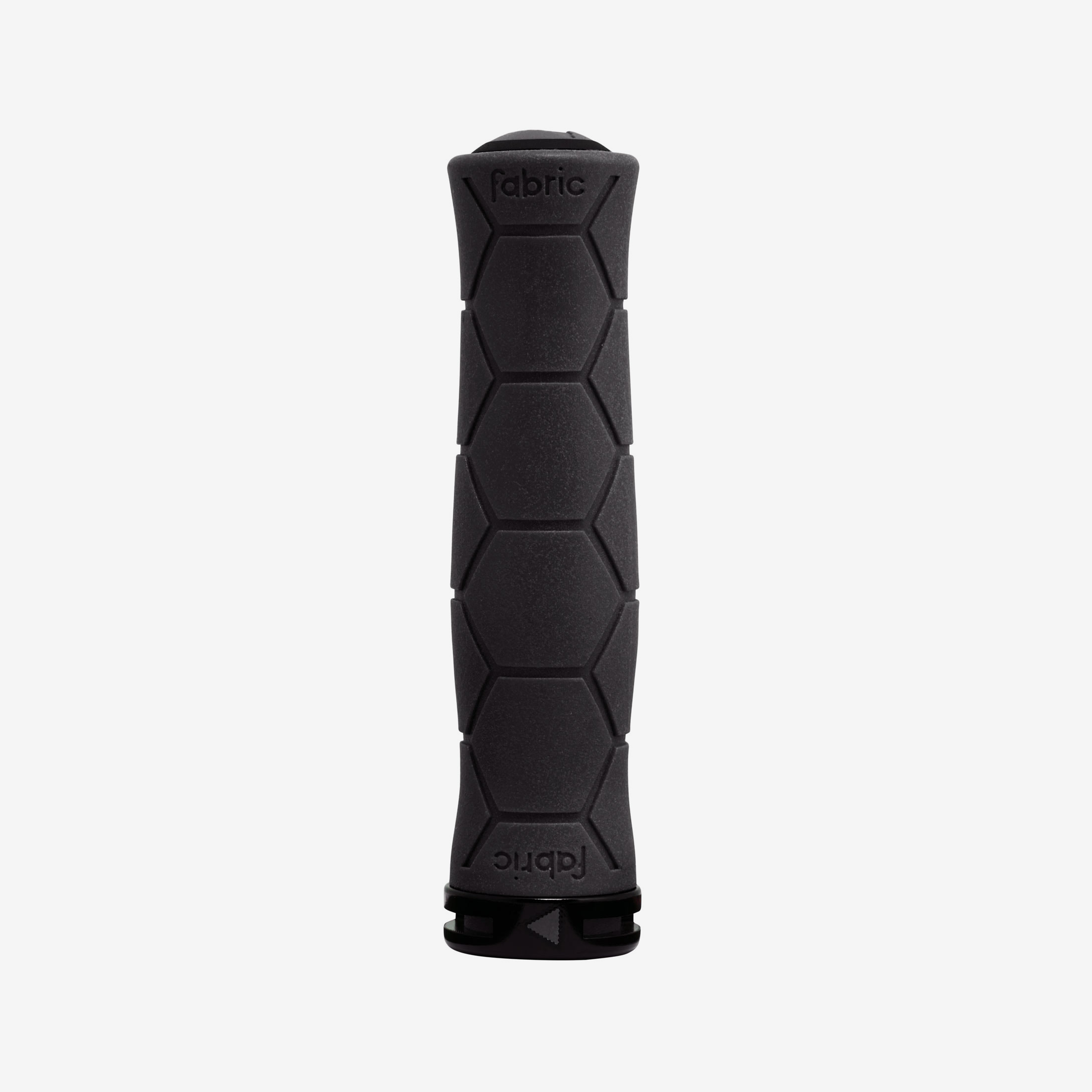 Fabric SemiErgo Grip Black Single