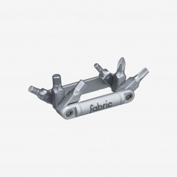 Farbic Six Tool Silver for bike Front allen key open