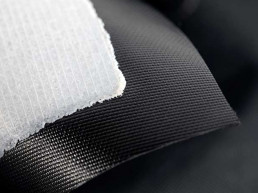 Racing Series Fabric with thermoset material