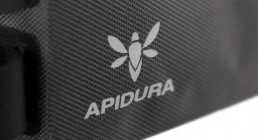 apidura expedition top tube pack 0,5 reflection