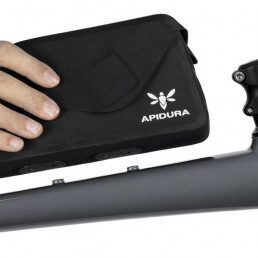 apidura racing bolt on top tube pack 1l 2
