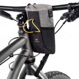 Apidura-Backcountry-Food-Pouch-Plus-Pack-1.2L-On-the-handlebar