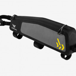 Apidura Backcountry Long Top Tube Pack 1,8 liter premium bikepacking