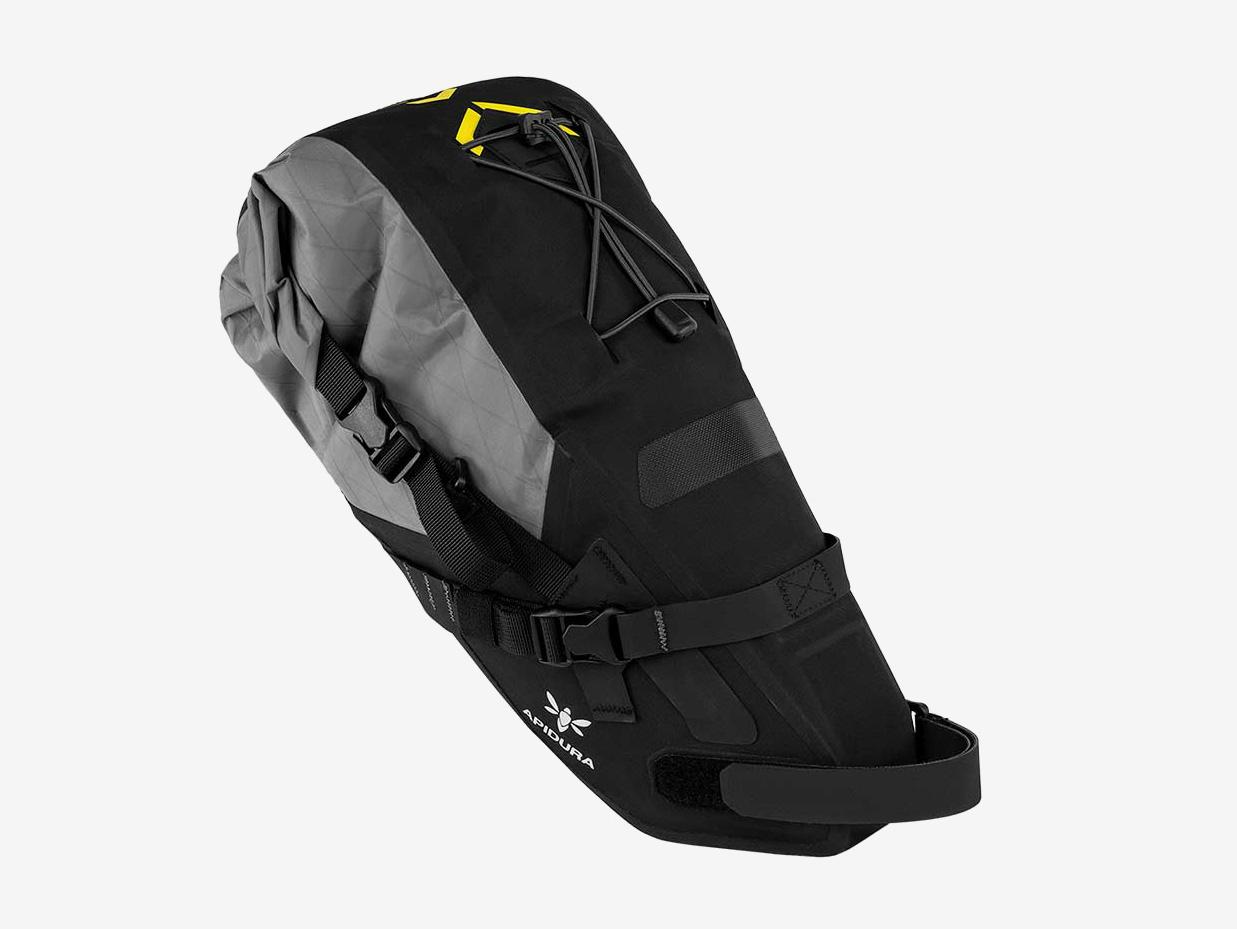 Apidura Backcountry Saddle Pack 6 liter Premium Bikepacking