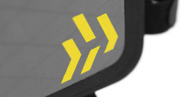 Apidura Bakcocuntry Top Tube Pack Reflective pattern 01