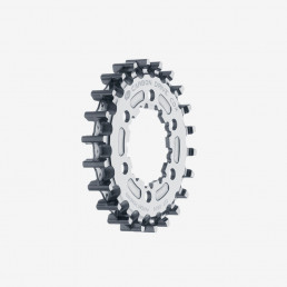 Gates CDX Rear Sprocket 6-Bolt 9-Spline 22T