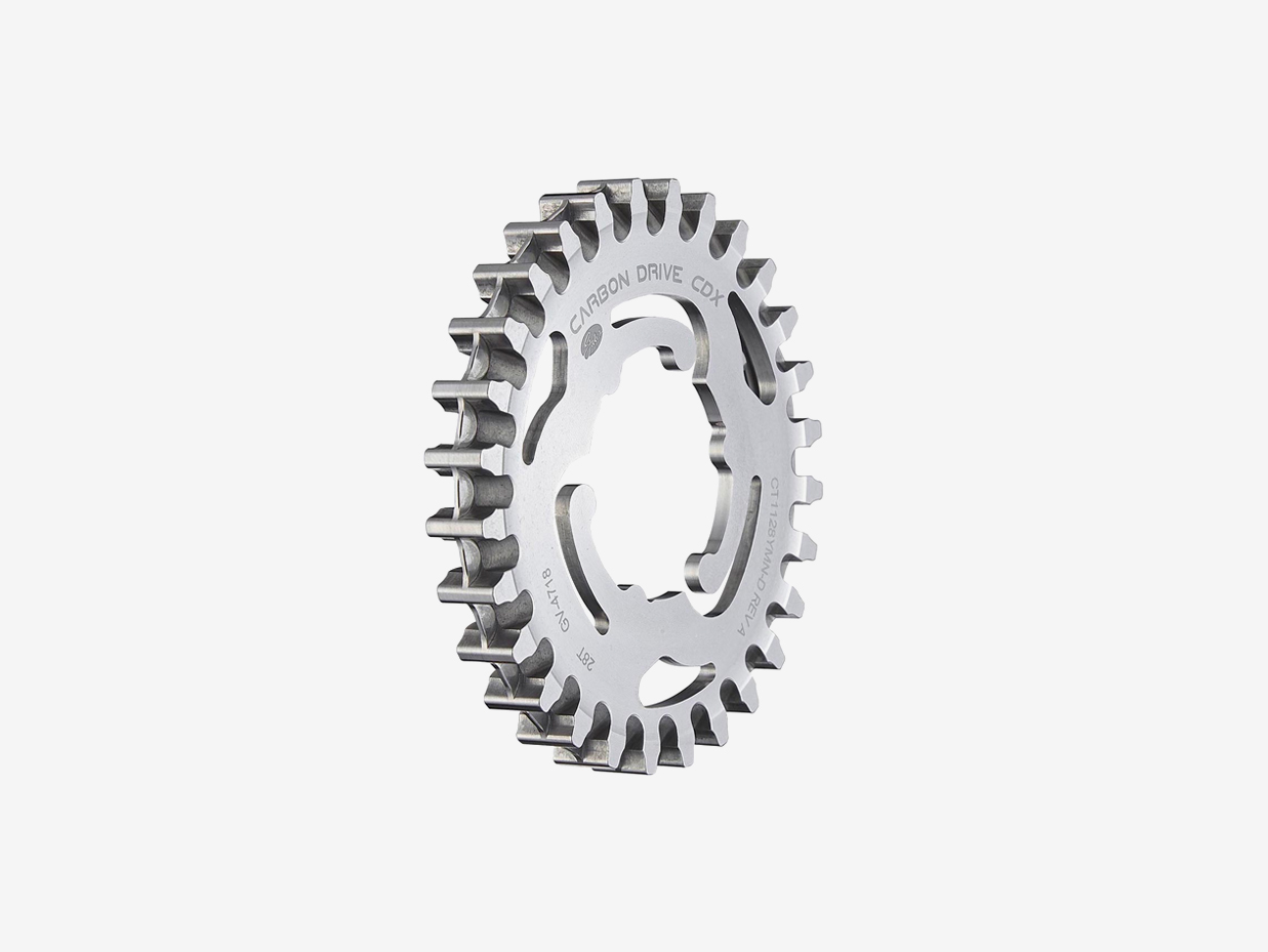 Gates CDX Rear Sprocket Shimano Nexus 5 Di2 28T