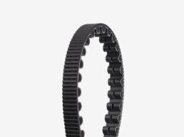Gates Carbon Belt Drive System CDX - Belt - Black/Black