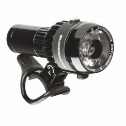 Supernova Airstream premium high quality battery bicycle front light