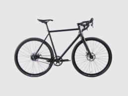 Booda Bike Hiker - Belt Driven Gear Hub premium Gravel Bike side view